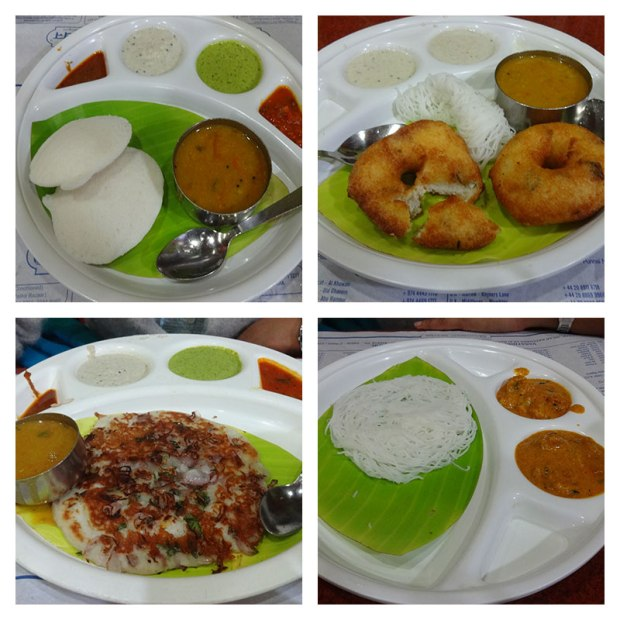 Sarvana Bhawan CP Delhi food walk
