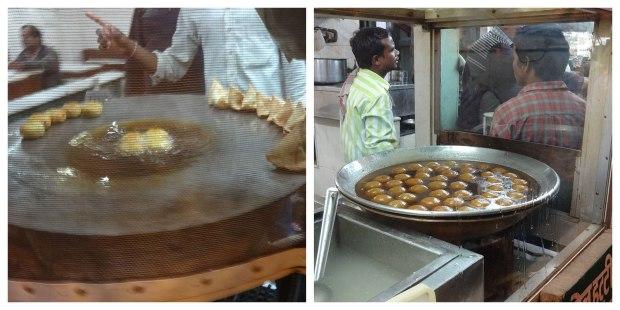 Chandni Chowk food walk Aloo Tikki