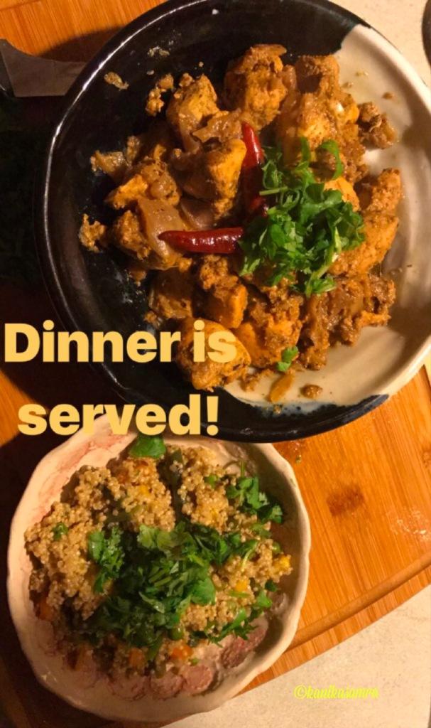Chicken and Quinoa Dinner