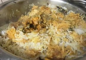 Easy Biriyani recipe