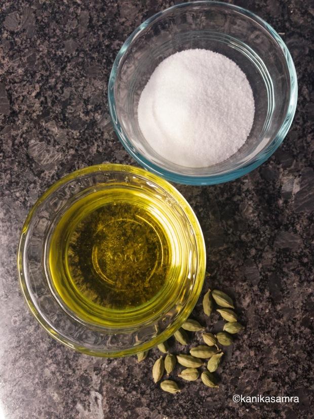 Ladoo Ingredients